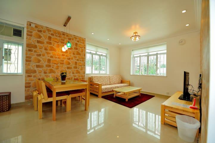 Amazing Apartment on Peak Road, Cheung Chau - New Territories - Pis