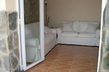 Please enter and look around our clean, comfortable casita.