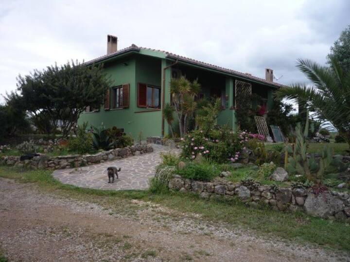 APPARTAMENTO in casa vacanza Sulcis in fundo