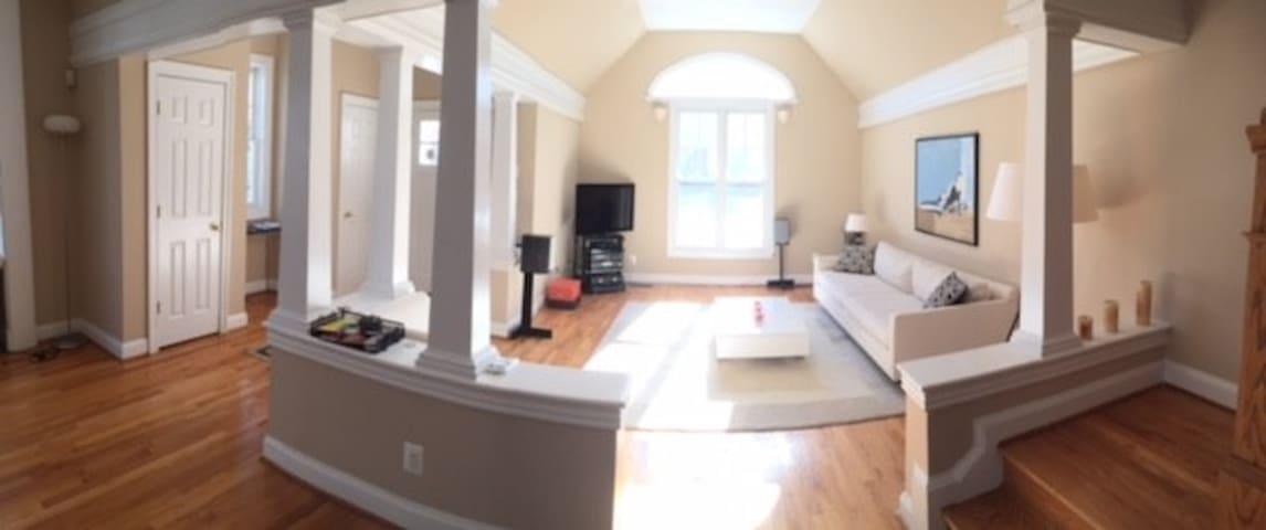 Luxurious House in NW DC; 10 min metro to White H. - Waszyngton - Dom