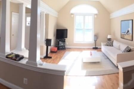 Luxurious House in NW DC; 10 min metro to White H. - Washington