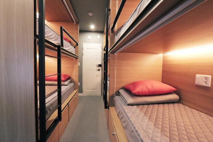 Cozy! Blueboat-Dorm.6/Female