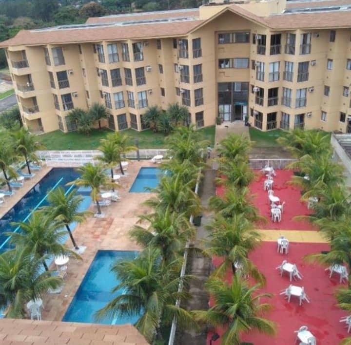 Apartamento Aconchegante em Resort na Vila do Sahy