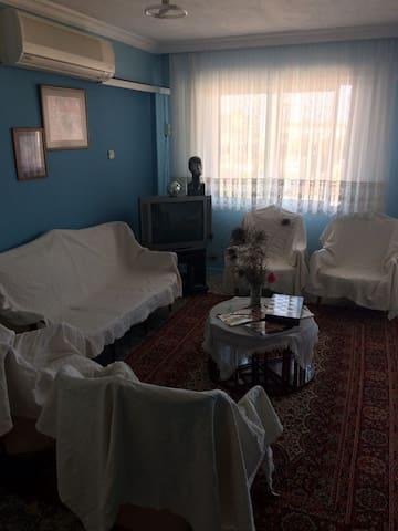 Cosy flat in Fahrettin Altay - Karabağlar - House
