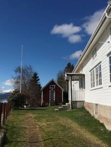 Landsted på Nord Heggdal - Midsund - Haus