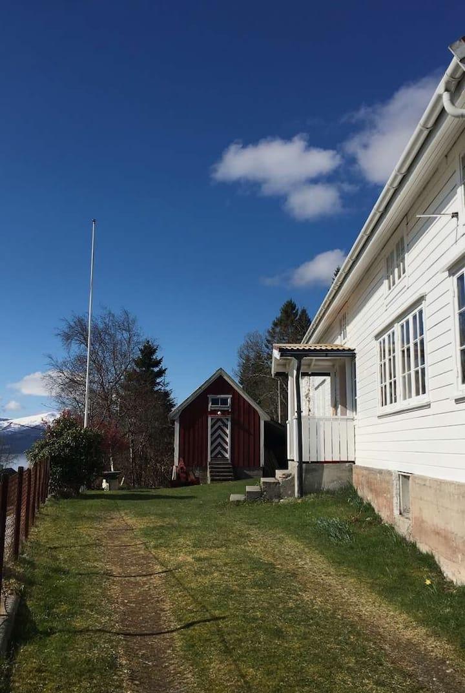 Landsted på Nord Heggdal - Innsidevegen 1509