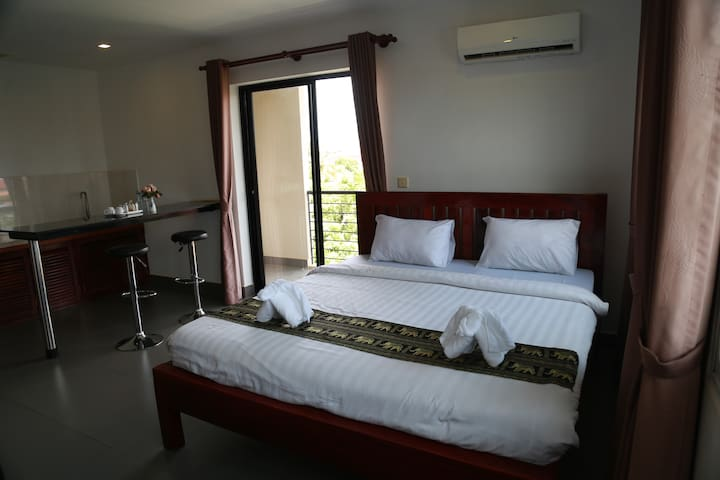 A2 2bed room suite