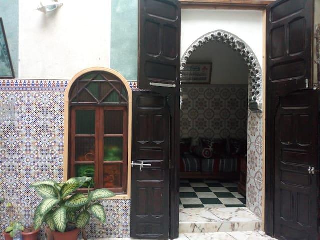 Maison à l'ancienne médina