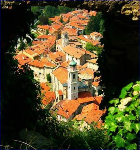 Il Borgo Maggiore di Garessio - Garessio - Lägenhet