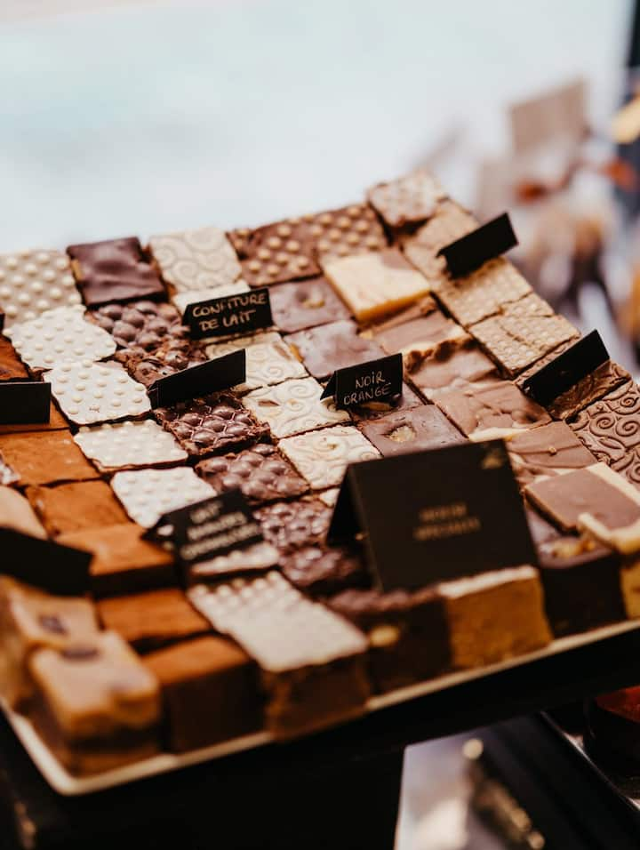 Try the only fudge produced in France
