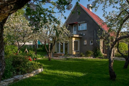 Great place to stay with families - Pärnu - บ้าน