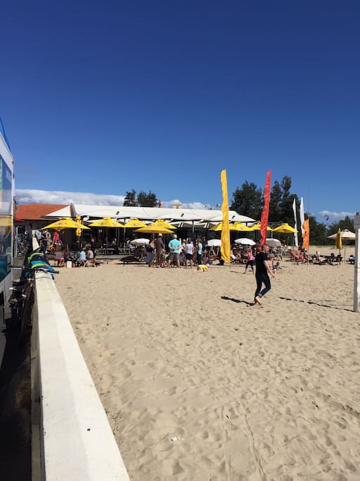 West Beach Bathers Pavilion Cafe, St Kilda East - 500 metres from apartment