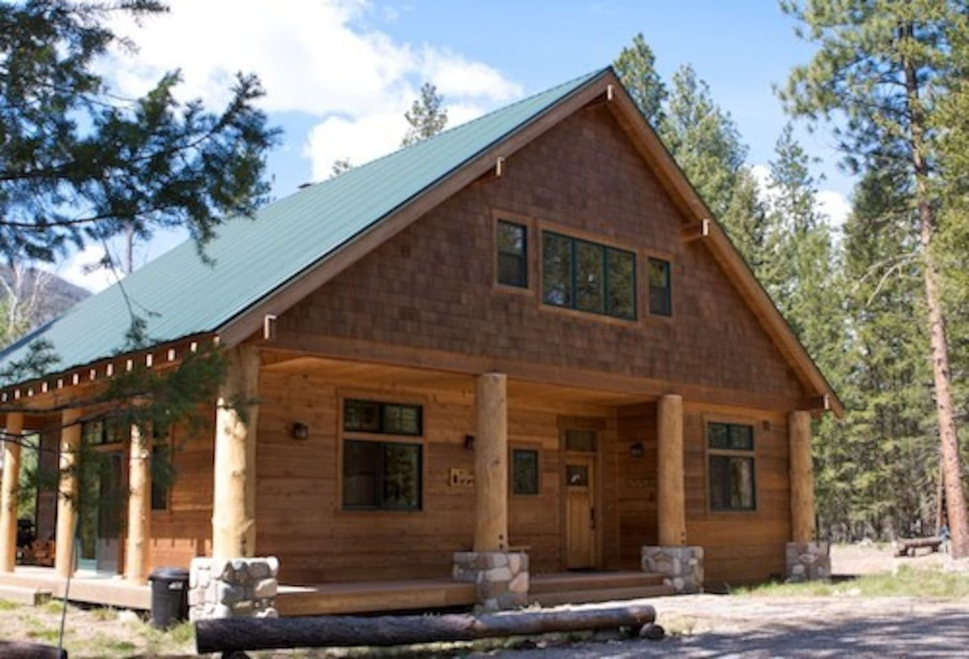 Cabin at Fawn Glen-A Perfect Place for Families or Friends!