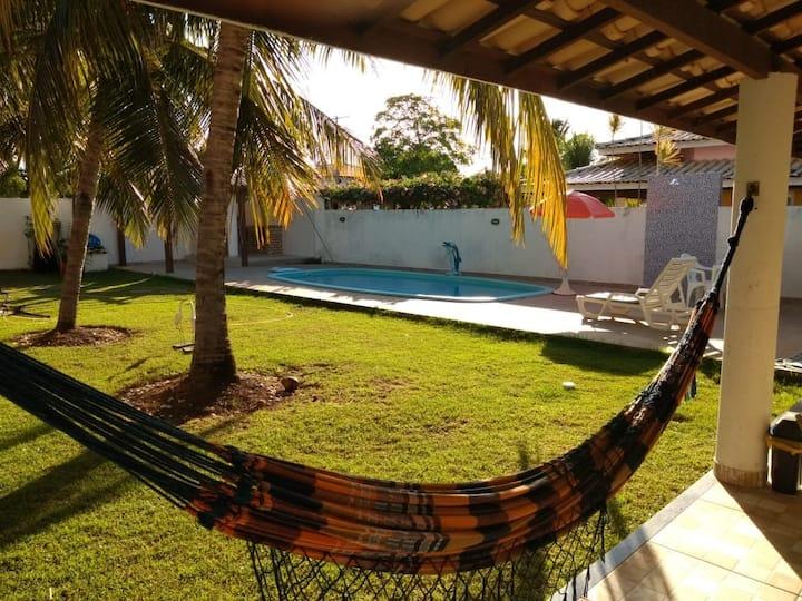 Casa de Praia em Condomínio de Luxo
