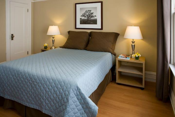 DORM ROOM AT BUNKHOUSE 4 - San Francisco - Dormitorio compartido