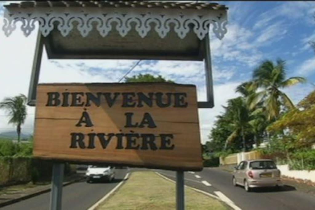 Bienvenue à La Rivière