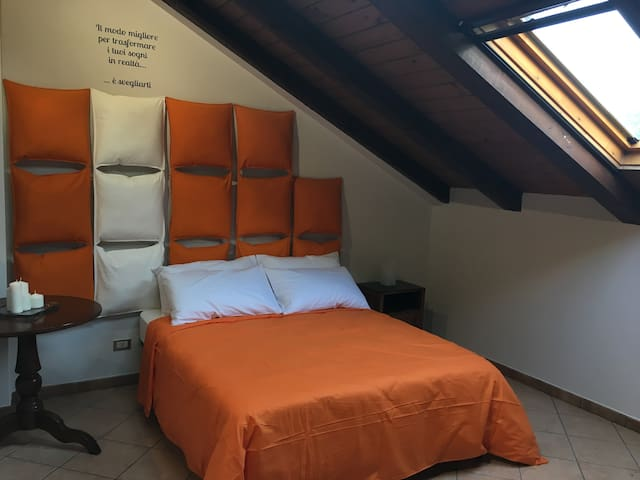 Bed & Breakfast a Moncalieri - Camera quadrupla
