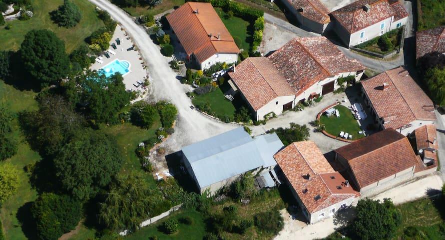 Domaine de la Côte - Ribérac - Casa