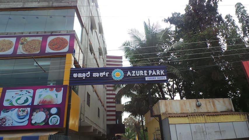 Azure park - Bommasandra