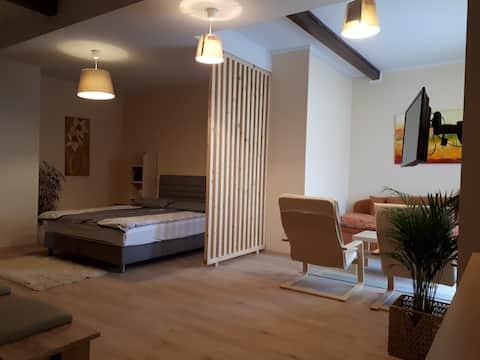 Ferienappartement  1  beim Strandbad