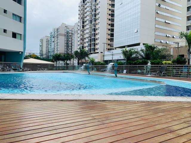 Apartment by The Beach (Praia de Itaparica)