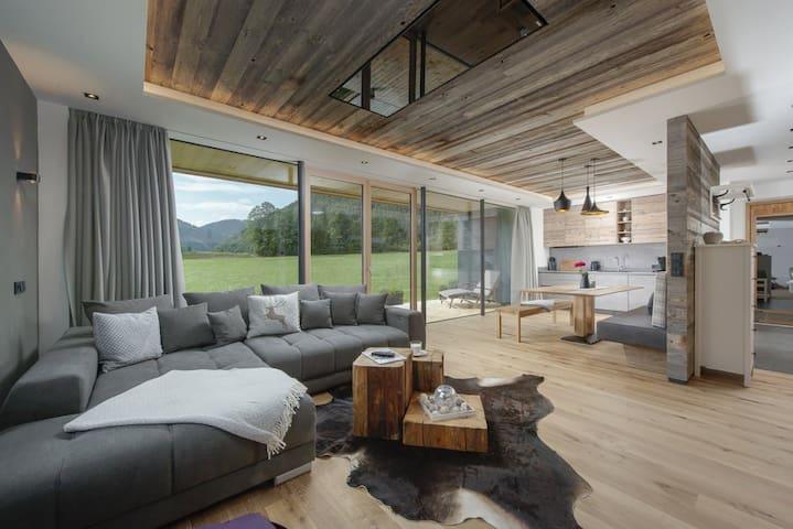 Stoaberg Lodge - Lodge Freiraum - Alpine Design