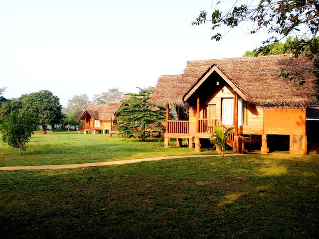Sigiriya Water Cottage