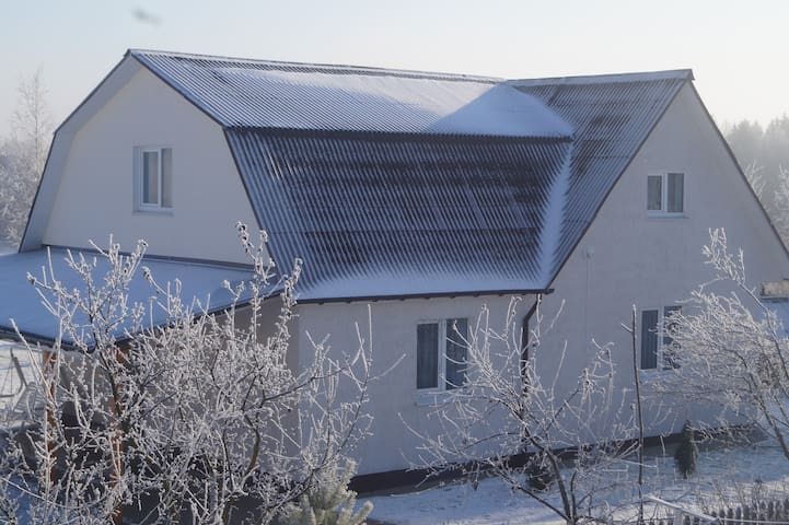 Уютный домик в Силичах - Siličy