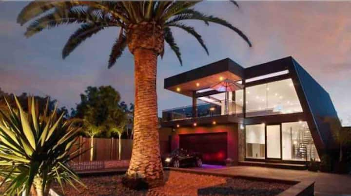 Beach side living. Expansive  spaces. Private pool