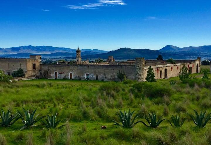 Hacienda Santa Barbara, Huamantla, Tlaxcala, Mex.