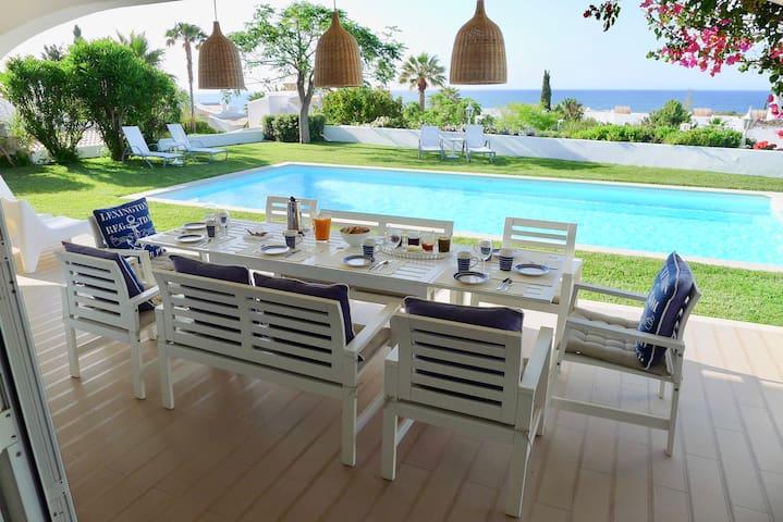 Villa  vue mer - 5 minutes à pied des plages