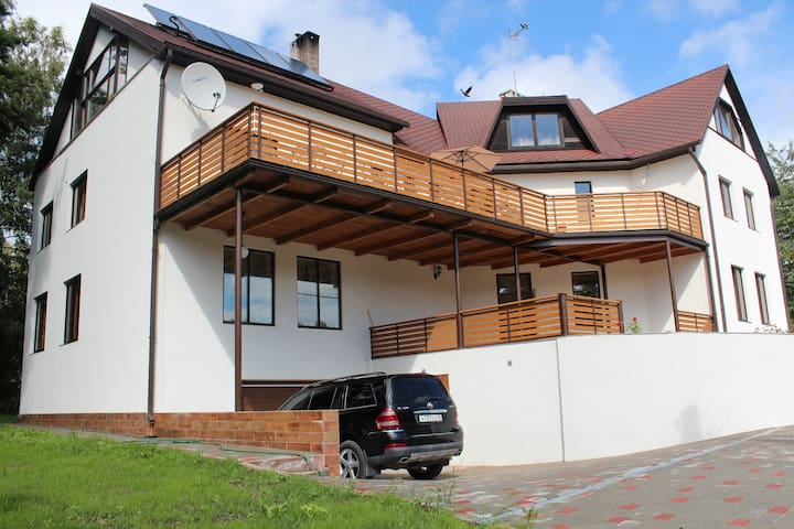 Villa Neubad Holiday Apartments - Zvejniekciems - Guesthouse
