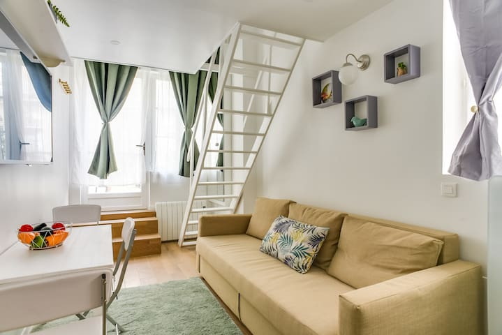 REX DUPLEX - Appartement dans le centre de Paris