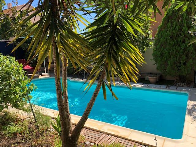 Villa de charme avec piscine