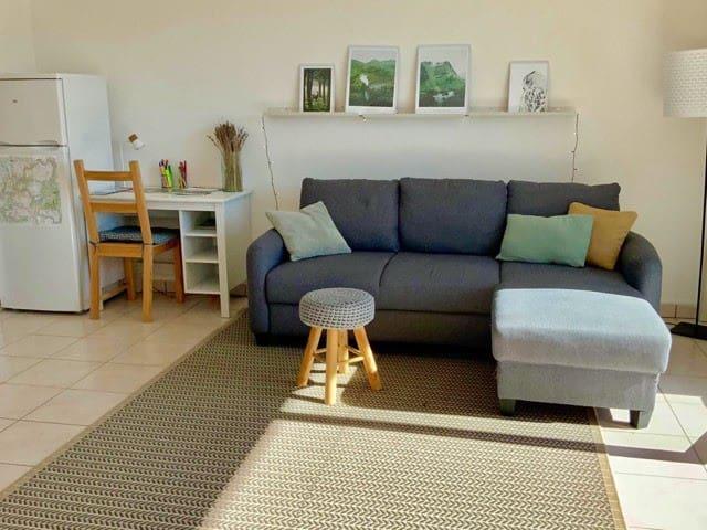 Appartement 1 chambre sur les hauteurs de Millau