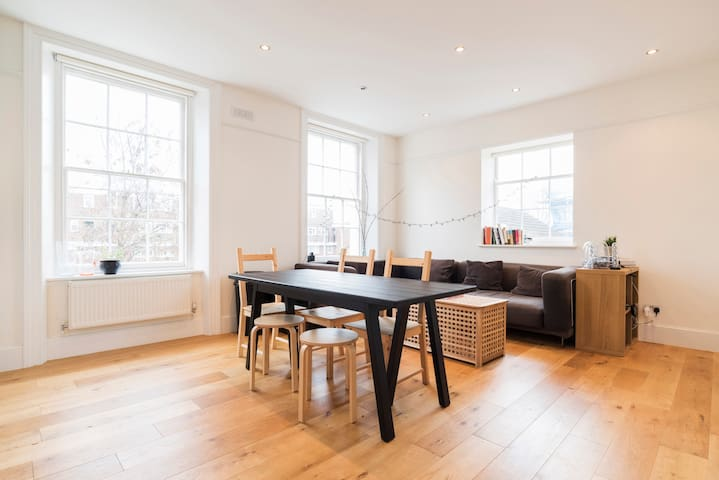 Private room in 3 bed in the East - London - Wohnung