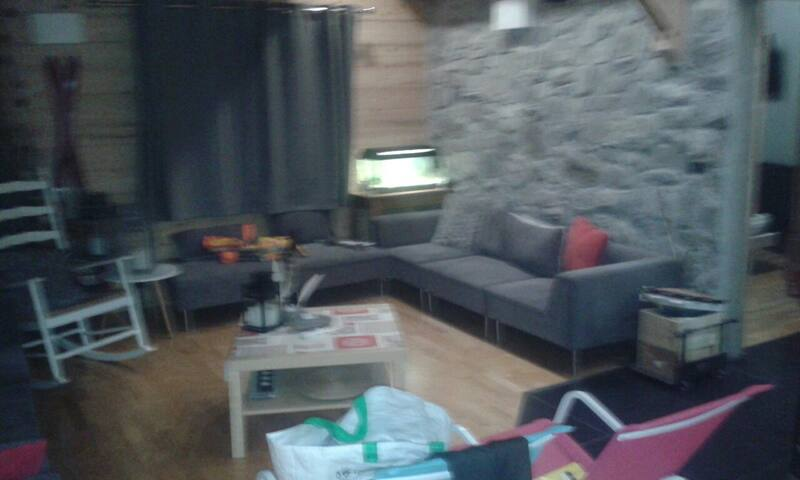 chalet a val cenis - Lanslebourg-Mont-Cenis - Xalet