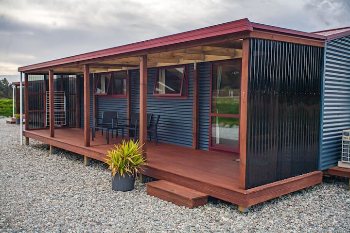 Te Awa Cottages - Cottage Tahi