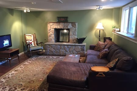 Country Retreat Close to the City - Stilwell - Lejlighed