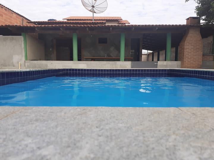 Casa conforte Pirenópolis ll