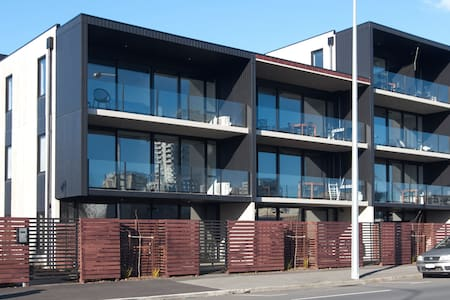 Private Studio with Ensuite - Christchurch City - Christchurch - Apartment