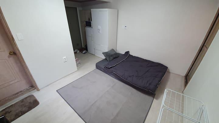 #1 自家隔離可能な宿舎^^