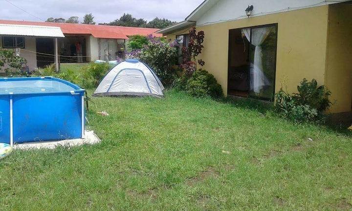 Hokorua Camping