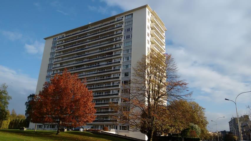 Gemeubelde studio te Antwerpen - Antwerpen - Apartment