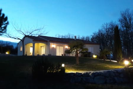 Maison avec piscine et remarquable point de vue - Moissac