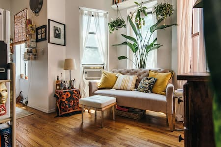 Crown Hts Beauty: Quiet and Cozy! - Brooklyn - Apartment