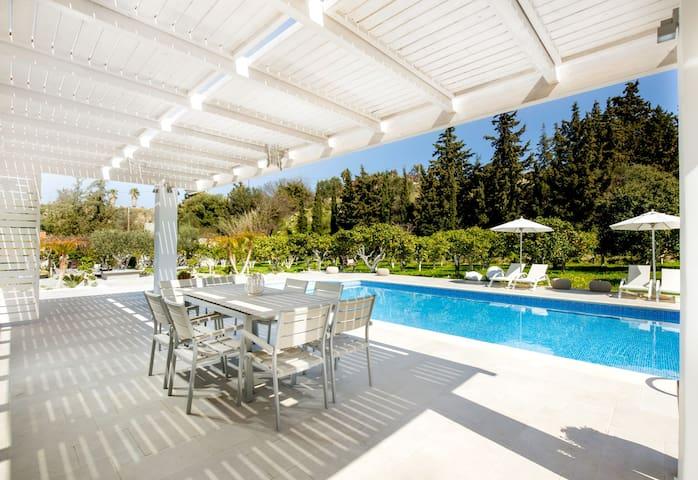 Antigone Estate - Summer house with pool - Koskinou - Banglo