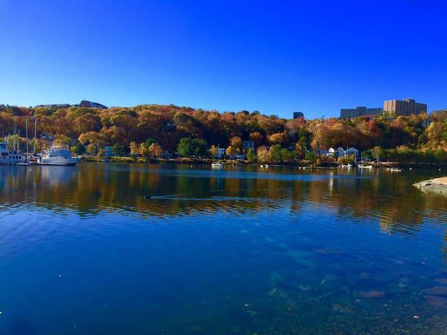 A kayakers paradise!! - Halifax
