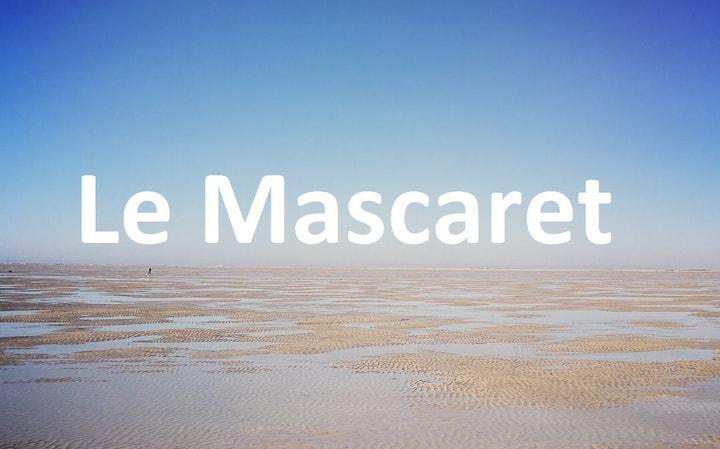 Le Mascaret : maison de caractère proche de la mer