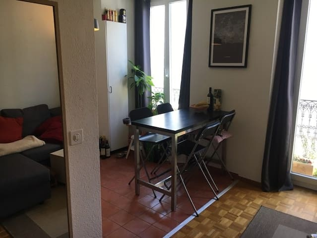 Lausanne centre / Appartement / Wifi